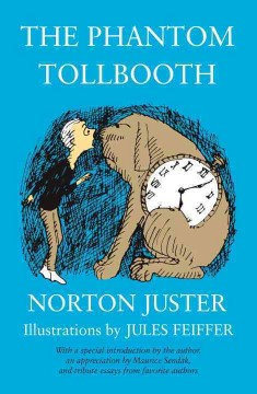 Bookjacket for The phantom tollbooth