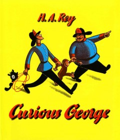 Bookjacket for  Curious George