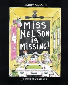 Bookjacket for  Miss Nelson Is Missing!