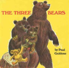 Bookjacket for The Three Bears
