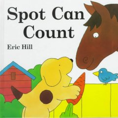 Bookjacket for  Spot Can Count