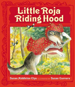 Bookjacket for  Little Roja Riding Hood