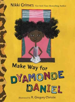 Bookjacket for  Make Way for Dyamonde Daniel