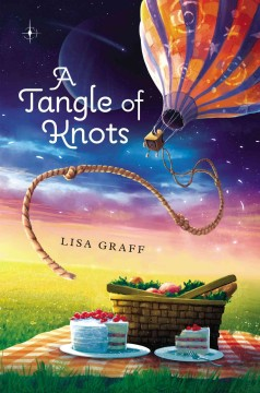 Bookjacket for A Tangle of Knots