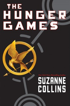 Bookjacket for The Hunger Games