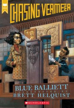 Bookjacket for  Chasing Vermeer