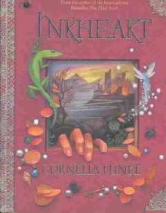 Bookjacket for  Inkheart