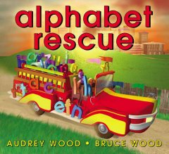 Bookjacket for  Alphabet Rescue