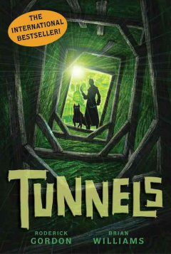 Bookjacket for  Tunnels