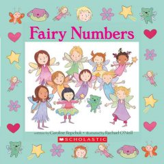 Bookjacket for  Fairy Numbers