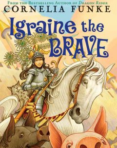 Bookjacket for  Igraine the Brave