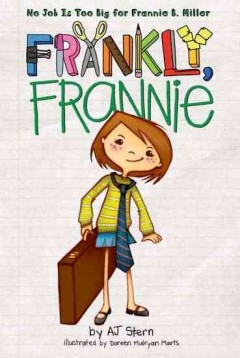 Bookjacket for  Frankly Frannie