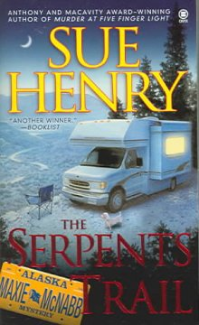 bookjacket for The serpents trail