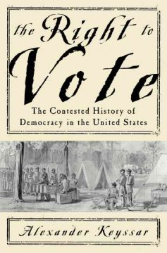 bookjacket for The Right To Vote