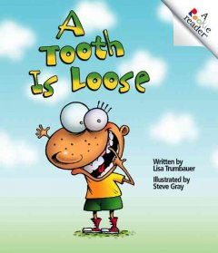 Bookjacket for A tooth is loose