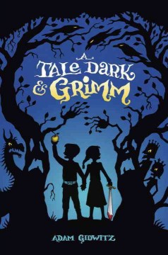 Bookjacket for A Tale Dark & Grimm