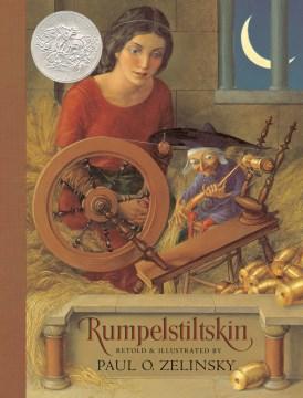 Bookjacket for  Rumpelstiltskin