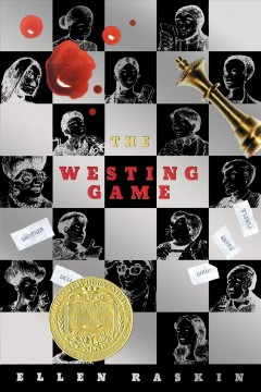 Bookjacket for The Westing game