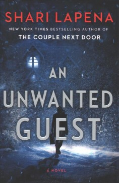 Bookjacket for An unwanted guest