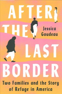 Bookjacket for  After the last border