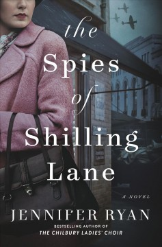 Bookjacket for The spies of Shilling Lane