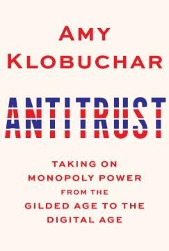 Bookjacket for  Antitrust