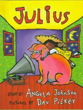 Bookjacket for  Julius