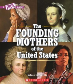 bookjacket for The founding mothers of the United States