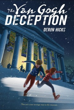 Bookjacket for The Van Gogh deception