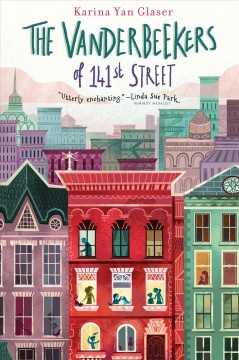 Bookjacket for The Vanderbeekers of 141st Street