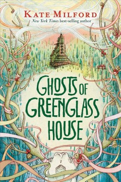 Bookjacket for  Ghosts of Greenglass House
