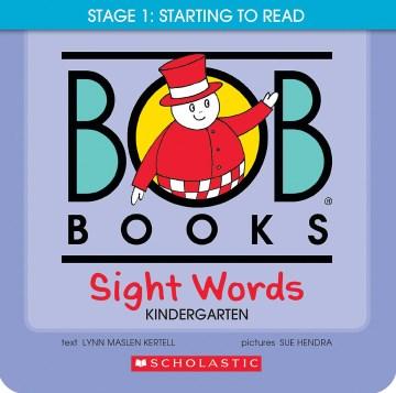Bookjacket for  Bob books