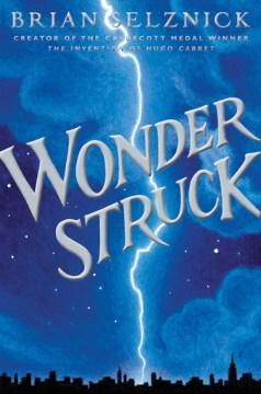 Bookjacket for  Wonderstruck