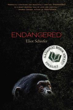 Bookjacket for  Endangered