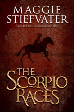 Bookjacket for The Scorpio Races