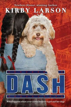 Bookjacket for  Dash