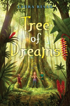 Bookjacket for  Tree of Dreams