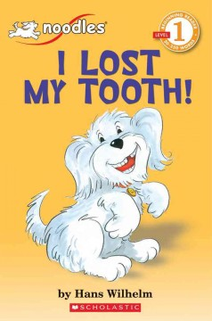 Bookjacket for  I lost my tooth!