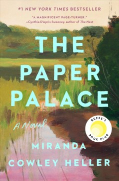 Bookjacket for The paper palace