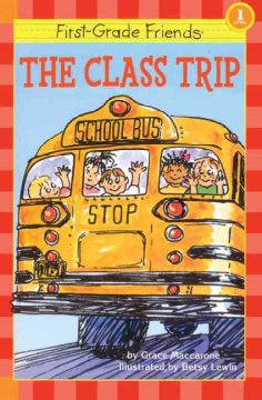 Bookjacket for The class trip