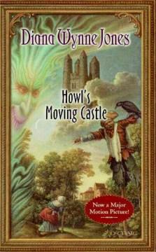 Bookjacket for  Howl's Moving Castle