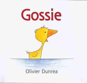 Bookjacket for  Gossie