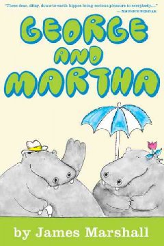 Bookjacket for  George and Martha