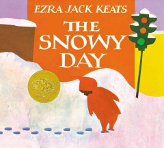 Bookjacket for The Snowy Day