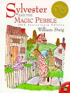 Bookjacket for  Sylvester and the Magic Pebble