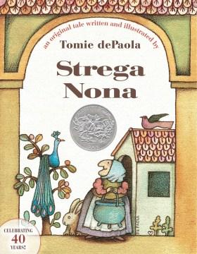 Bookjacket for  Strega Nona