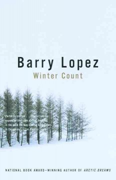 Bookjacket for  Winter count