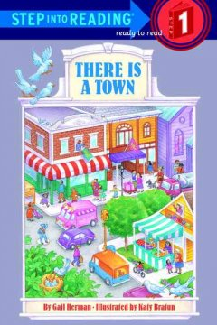Bookjacket for  There is a town