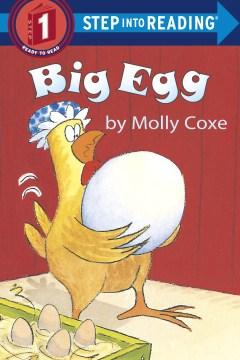 Bookjacket for  Big egg