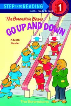 Bookjacket for The Berenstain Bears go up and down